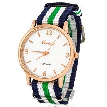 Zegarek mięciutki zielony I